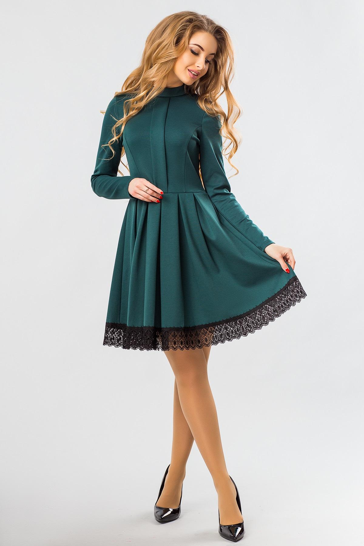К чему снится зеленое платье?