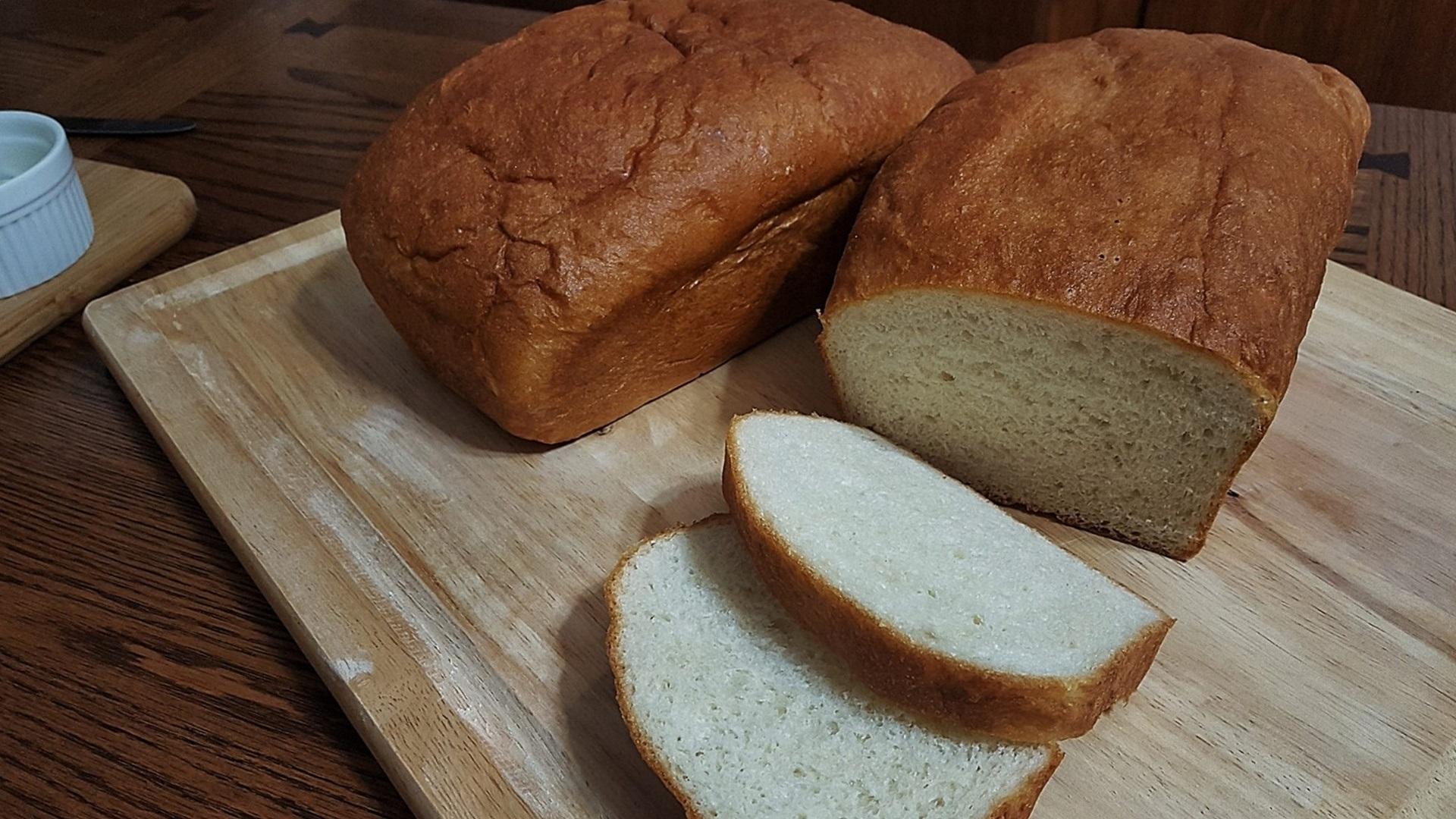 К чему снится белый хлеб?