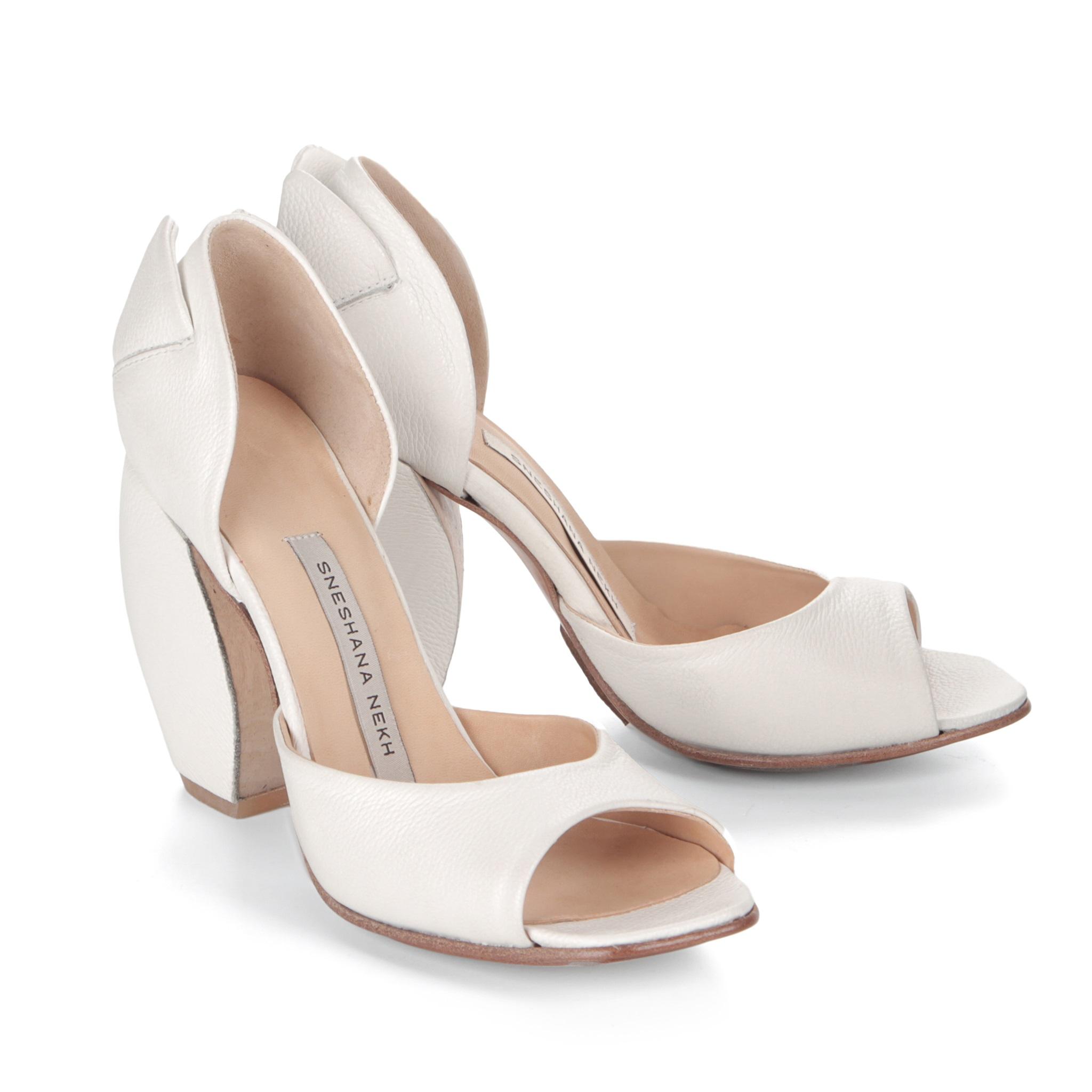 К чему снятся белые туфли?