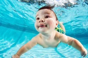 К чему снится ребенок в воде?