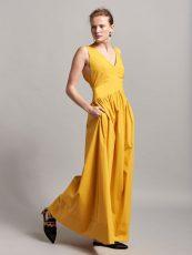 К чему снится желтое платье?