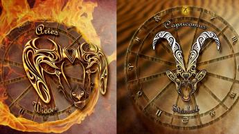 Овен и Козерог Совместимость знаков Зодиака | Покровитель и советник