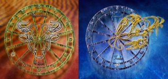 Телец и Рак Совместимость знаков Зодиака | Старший брат и младший брат