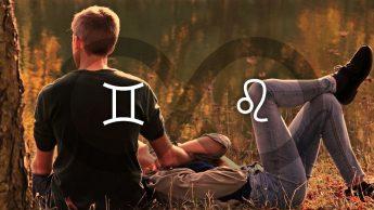 Близнецы и Лев Совместимость знаков Зодиака | Старший брат и младший брат