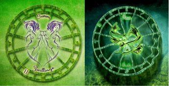 Близнецы и Рыбы Совместимость знаков Зодиака | Покровитель и советник