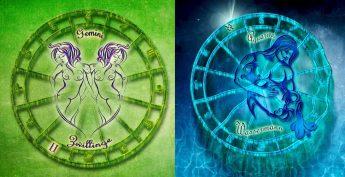 Близнецы и Водолей Совместимость знаков Зодиака | Ребенок и родитель