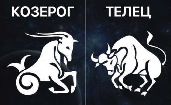 Телец и Козерог Совместимость знаков Зодиака   Ребенок и родитель