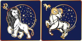 Лев и Овен Совместимость знаков Зодиака | Ребенок и родитель