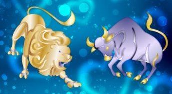 Лев и Телец Совместимость знаков Зодиака | Покровитель и советник