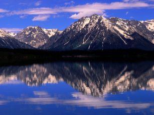 К чему снятся красивые горы?