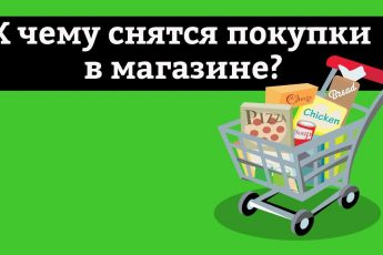 сонник покупки в магазине